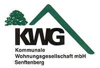 Logo der KWG Senftenberg