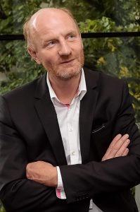 Heribert Scharf, Geschäftsführer PRÄZISA